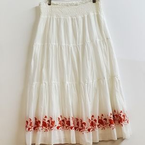 Old Navy all cotton skirt Sz M